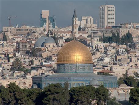 إجراءات أمنية مشددة في القدس.