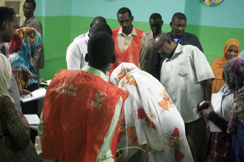 العدالة: اكتسحنا الانتخابات في دوائر دارفور وكردفان
