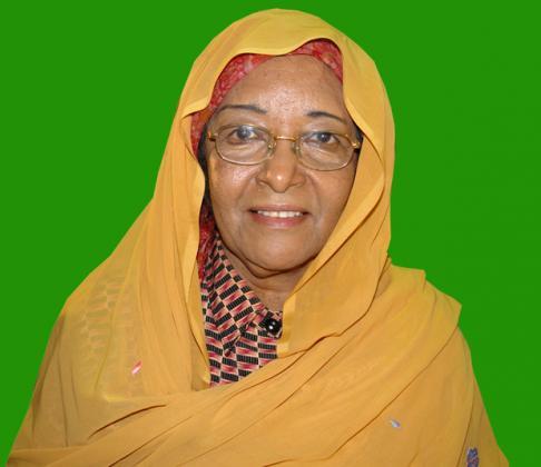 فاطمة عبد المحمود.. مرشحة رئاسية تواجه 15 رجلا