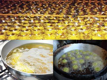 """ضبط (950) كرتونة زيت طعام مهربة من """"أريتريا"""" بـ""""كسلا"""""""