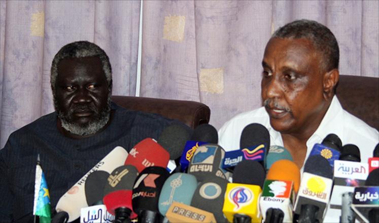عرمان : مستعدون للمشاركة في المرحلة الثانية للحوار برعاية أمبيكي