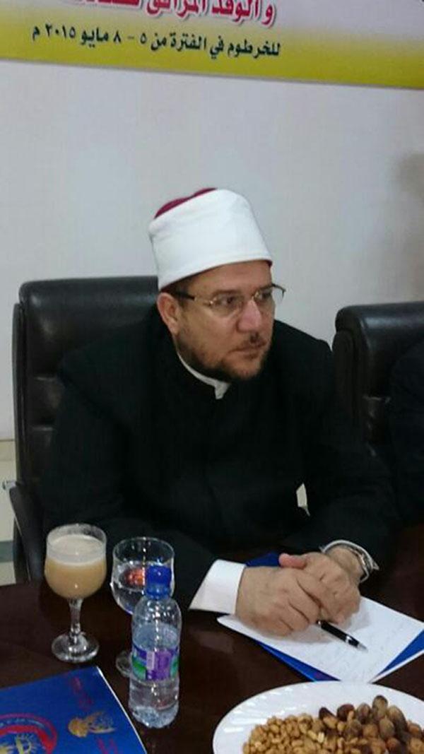 د. محمد مختار جمعة : العلاقات المصرية السودانية علاقة شعب واحد يعيش بعضه فى شمال الوادي و الاخر في جنوبه