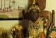ملك أفريقي له 100 زوجة و 500 من الأبناء