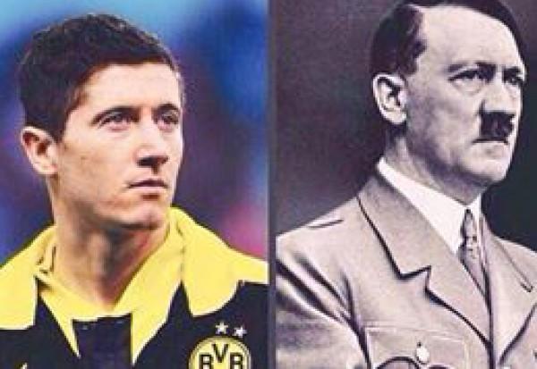 حفيد هتلر في الملاعب الألمانية