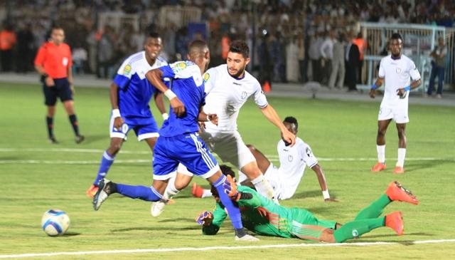 الهلال يحقق فوزه الأول بأبطال أفريقيا على حساب سموحة المصري