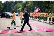 أوباما يصل إلى كوبا في زيارة تاريخية