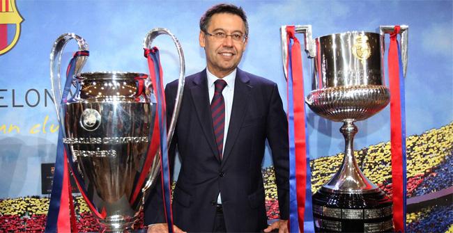 رسميا.. جوسيب بارتوميو رئيسا لبرشلونة لمدة 6 سنوات