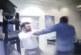 بالفيديو: سوداني يعتدي باللكمات على مديره السوري