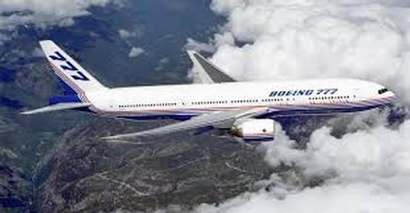 بوينج تحذر شركات الطيران من طائراتها طراز 777