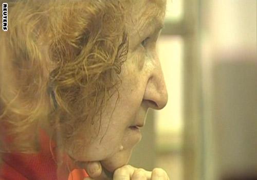 """بالصور: قصة هزت روسيا.. """"الجدة السفاحة"""" قتلت وأكلت 11 شخصاً"""