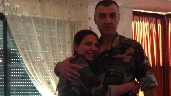 بالصور: أم سليمان الأسد تهدد بفضيحة مدويّة لو أعدم بشار الأسد ابنها