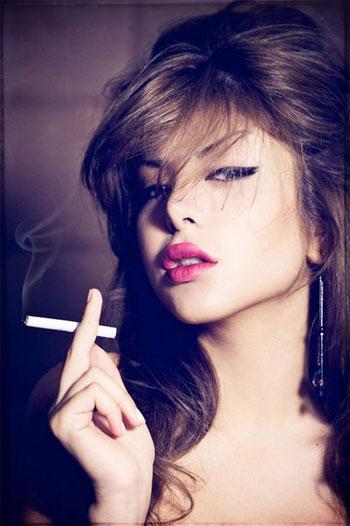 كيف يؤثر التدخين سلباً على الجمال الأنثوي؟