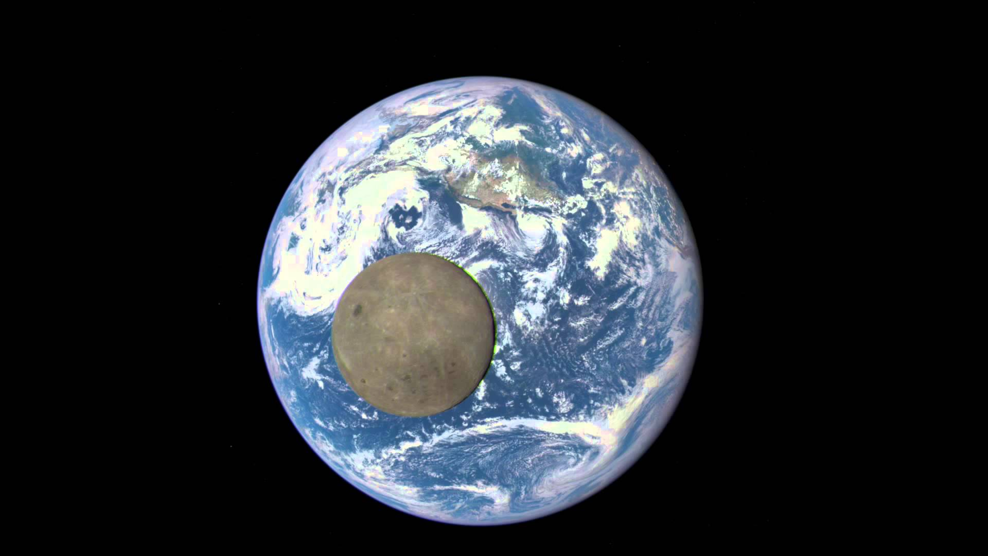 ماذا سيحدث لكوكب الأرض لو غاب القمر؟
