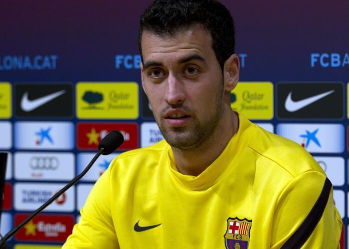 لاعب برشلونة سيرجيو بوسكيتس يستفز النساء بتصريح مثير