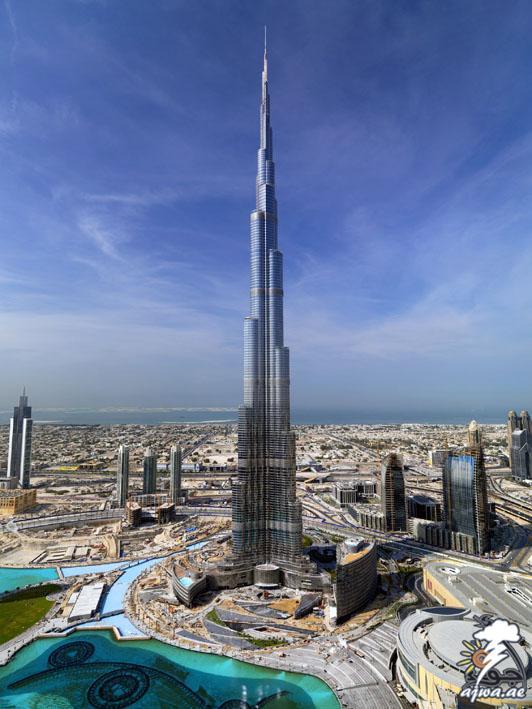 """أغرب 13 معلومة عن """"برج خليفة"""" في دبي"""