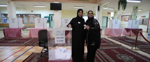 سعوديات يتحدثن عن مستقبل أفضل للمرأة بعد الانتخابات التاريخية