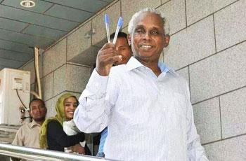 الأمن السوداني يعلق صدور صحيفة (التيار) لأجل غير مسمى