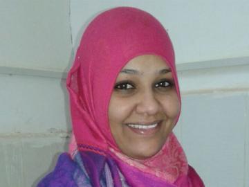 اختراع مها عبد الهادي … الخلايا السرطانية تحت المجهر.. تخفيف الآلام واختصار الوقت