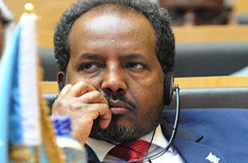 زيارة مرتقبة للرئيس الصومالي للخرطوم
