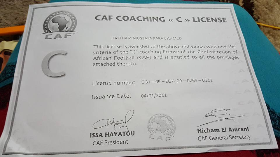 C8743e96190 شهادة دريب كرة قدم Sinchiwarmiamazonlodge Com