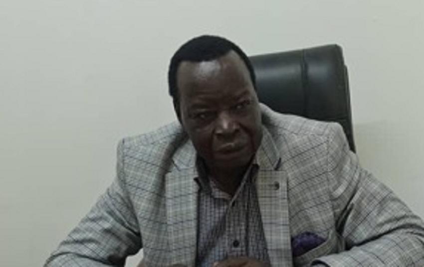 South Sudan lawmaker and former deputy minister of interior Salva Mathok Gengdit. [Photo by Juba Echo]