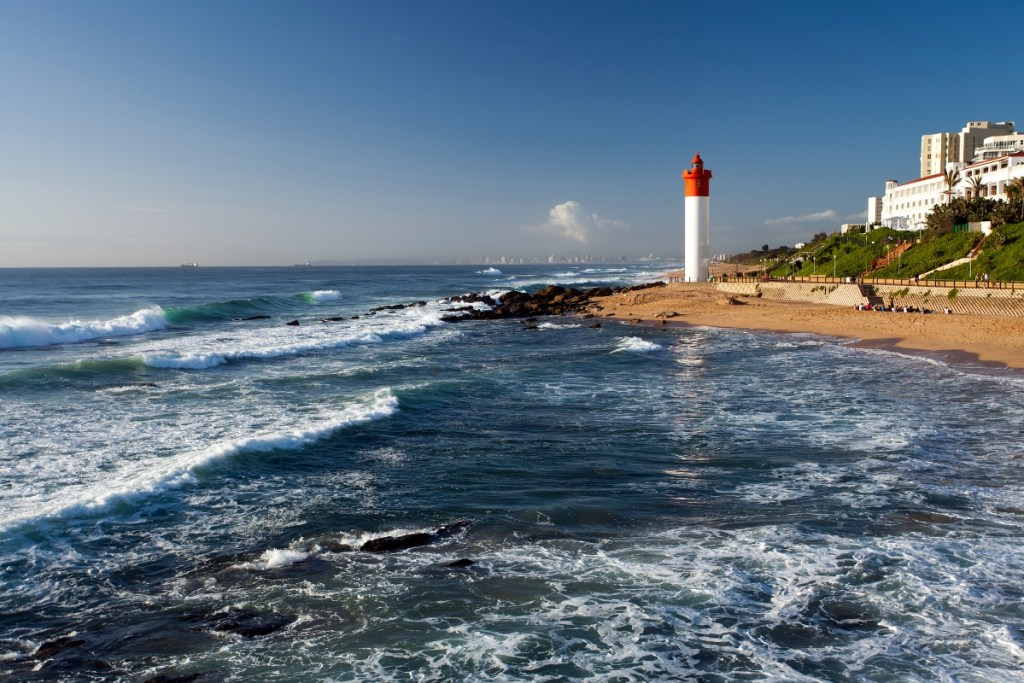 Umhlanga Lighthouse, Durban, South Africa