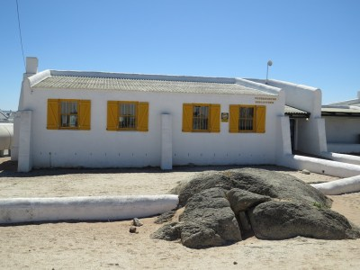 Library in Paternoster