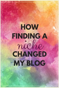 Finding a Blog Niche