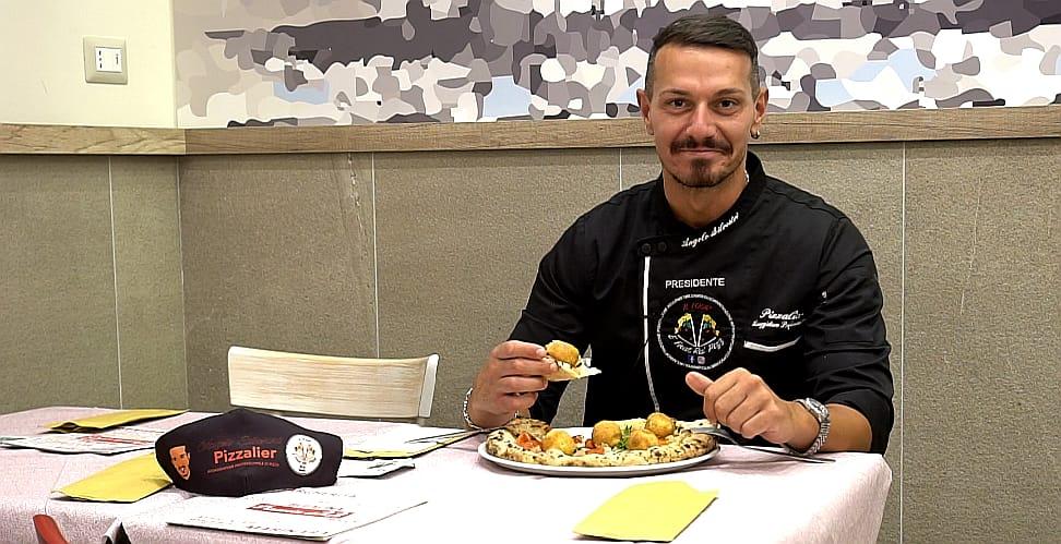 Angelo Silvestri: il bello di essere un Pizzalier