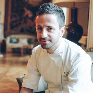 Danilo Cortellini, lo Chef italiano che cucina per i grandi della Terra