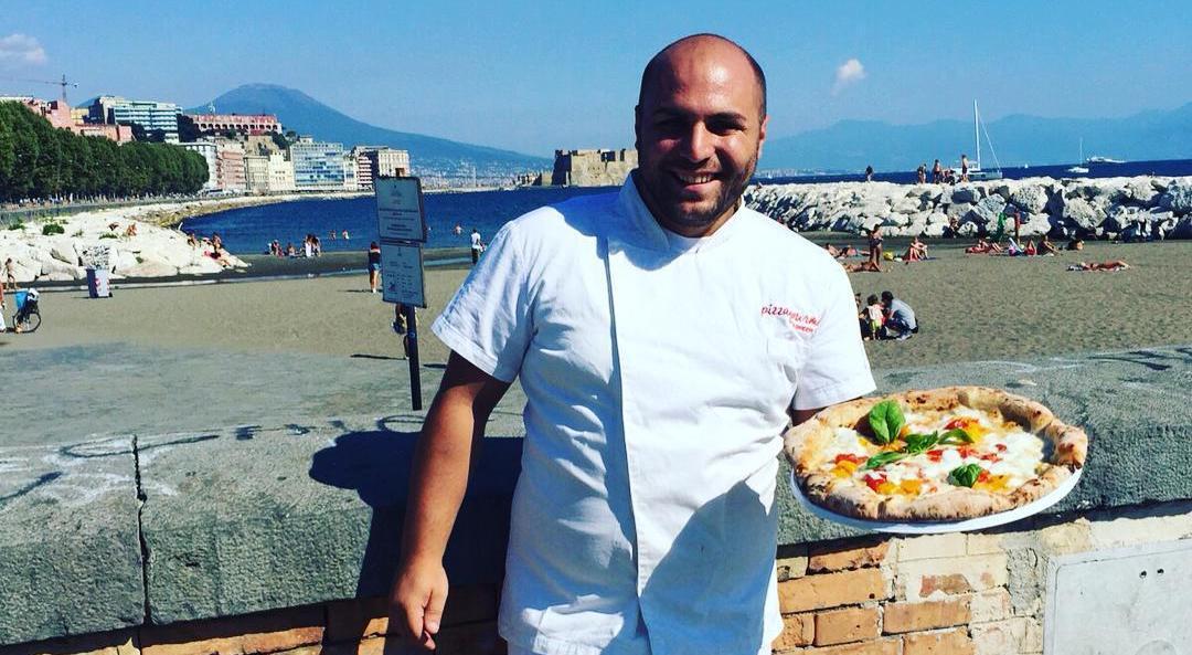 """Gennaro Celentano: """"Solo facendo tanti sacrifici sono riuscito a realizzare il sogno di aprire una mia pizzeria"""""""