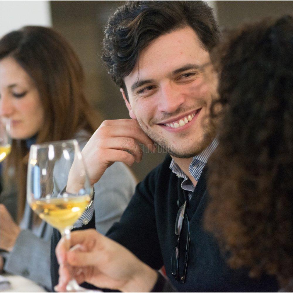 Corso di Avvicinamento al Vino 1° Livello Napoli
