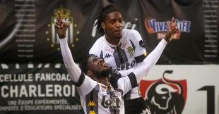 Sporting de Charleroi had an unexpected breakup with FC Bruges