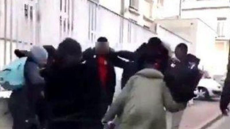 Un adolescent se fait frapper par huit autres jeunes près d'un lycée dans l'Essonne: la scène filmée et diffusée sur Snapchat (vidéo)