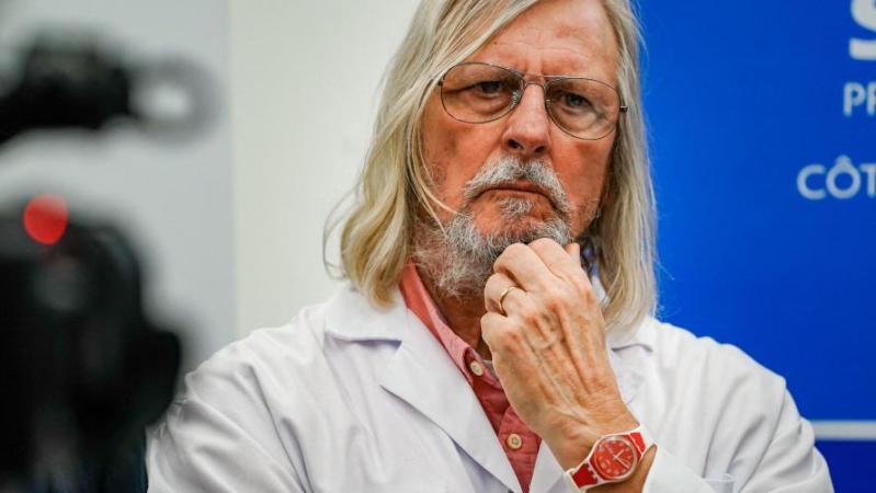 Lutte contre le coronavirus: 80% d'évolution favorable selon une nouvelle étude du Professeur Raoult!