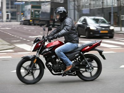Yamaha YS125 : la moto urbaine se modernise