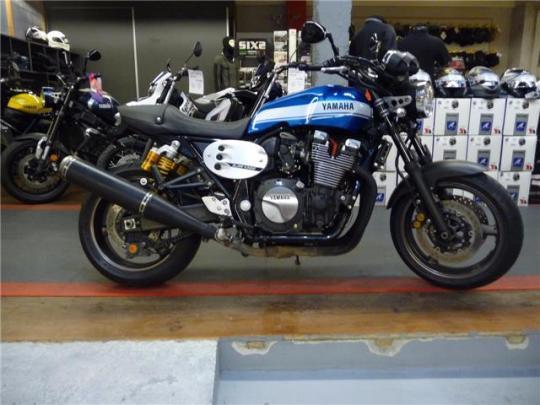 Yamaha XJR 1300 - 0