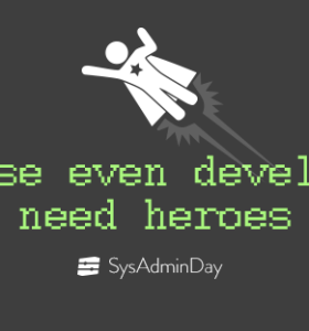 Happy SysAdmin-Day
