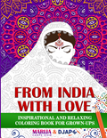 From India With Love Coloring Book for Adults
