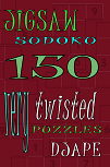 Jigsaw sudoku, very twisted puzzles