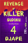 Revenge of Killer Sudoku volume 4