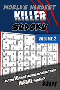 World Hardest Killer Sudoku volume 2