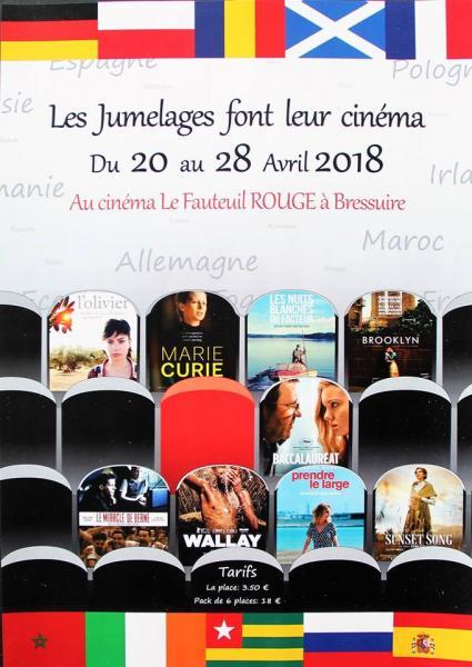 spla les jumelages font leur cinema 2018 5e festival du film des villes jumelees
