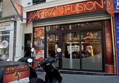 """Résultat de recherche d'images pour """"Afrik'N'Fusion - Restaurant Africain Paris"""""""