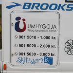 900 númerin loka á morgun – En Sigvaldi safnar áfram fyrir Umhyggju