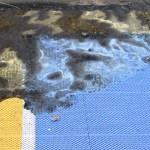 Kveikt í körfuboltavelli í Grindavík