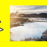 Ísland í beinni á Snapchat – Deilum flottum myndum af Suðurnesjum með umheiminum!