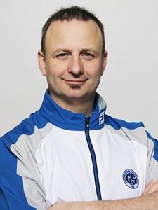 Jóhann Páll var formaður GS