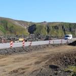 Eitt tilboð barst í framkvæmdir við Grindavíkurveg
