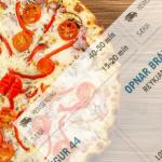 Domino´s Pizza opnar á Fitjum